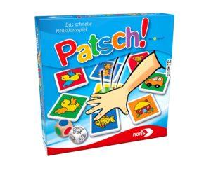 spiele für 4 jährige patsch noris spielzeug für 4 jährige kinder lernspiel kartenspiel pädagogisch wertvoll