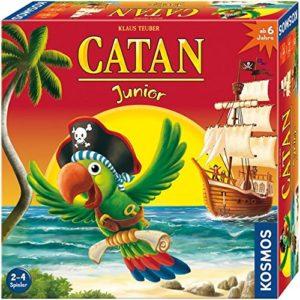Spielzeug für 6 Jährige spiele für 6 jahre alte kinder lernspiel pädagogisch wertvoll catan junior