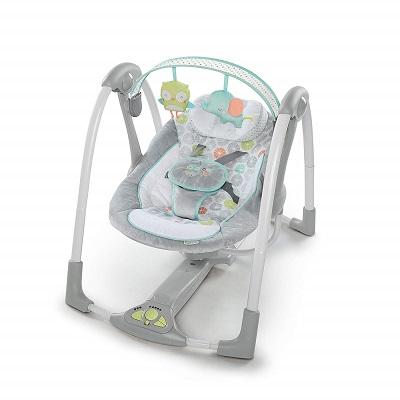 kindermobil elektrische babyschaukel elektrische babywippe