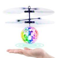 cooles spielzeug coole spielsachen cooles spiel fliegender ball infrarot induktions hubschrauber