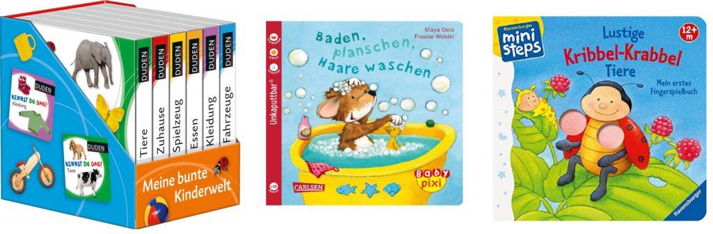 TOP 20 Bücher für 1 jährige kinderbücher für 1 jährige bücher für kinder ab 12 monate buch 12 monate buch 1 jahr babybuch fühlbuch baby wörterbuch