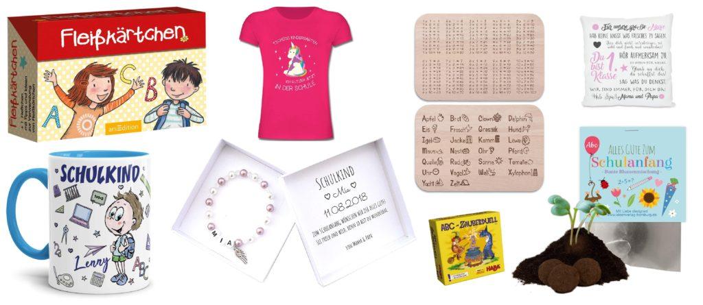 25 Geschenke zur Einschulung - Geschenkideen zur Einschulung