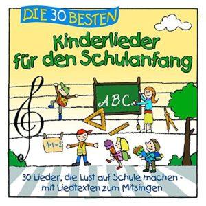 25 Geschenke zur Einschulung Geschenkideen zur Einschulung Geschenk zur Einschulung CD zur Einschulung Einschulungslieder die 30 besten Kinderlieder zur Einschulung