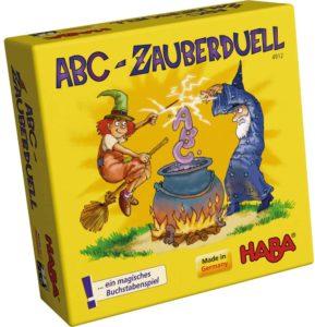 25 Geschenke zur Einschulung Geschenkideen zur Einschulung Geschenk zur Einschulung HABA ABC Zauberduell Alphabet lernen erstklässler erste klasse alphabet lernen