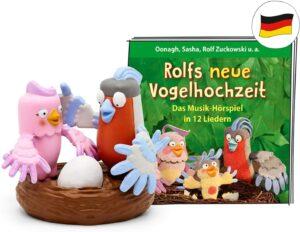 Die 20 besten Tonies für 3 Jährige Kinder Hörspiel für 3 Jährige Die besten Tonie Figuren die besten Tonies Rolf Zuckowski Die Vogelhochzeit tonie figur Empfehlungen